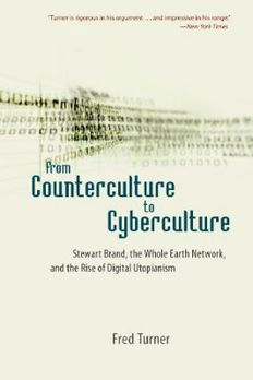 From Counterculture to Cyberculture book cover