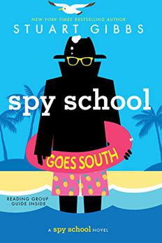 Spy School Goes South book cover
