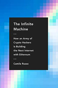 The Infinite Machine book cover