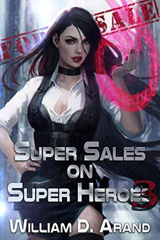 Super Sales on Super Heroes 3 book cover
