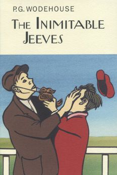 The Inimitable Jeeves book cover