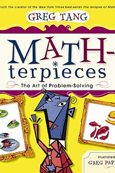 Math-terpieces book cover