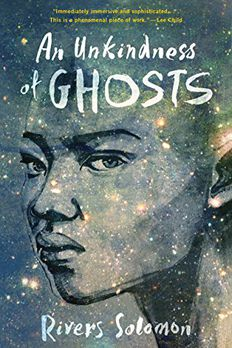 An Unkindness Of Ghosts book cover