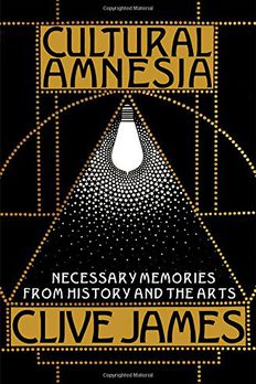 Cultural Amnesia book cover