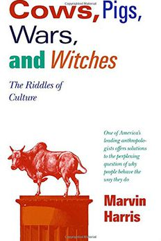 Cows, Pigs, Wars, and Witches book cover
