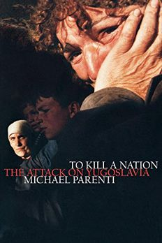 To Kill a Nation book cover