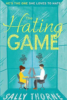 Hating Game book cover