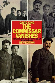 The Commissar Vanishes book cover