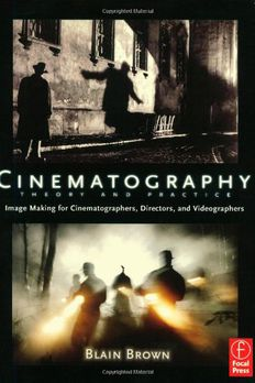 Cinematography book cover