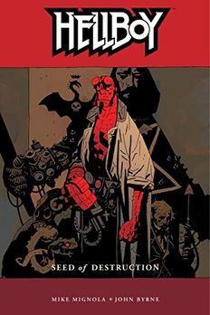 Hellboy, Vol. 1 book cover