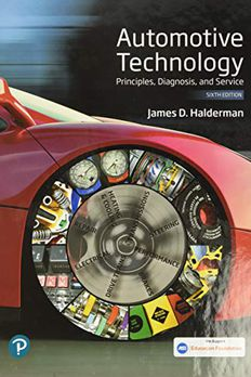 Automotive Technology book cover