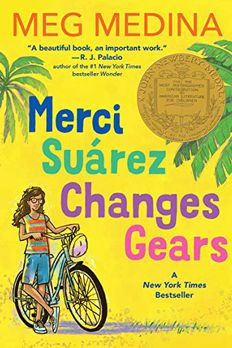 Merci Suárez Changes Gears book cover