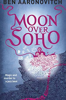 Moon Over Soho book cover