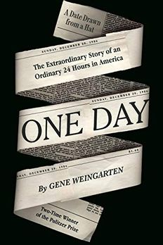 One Day book cover