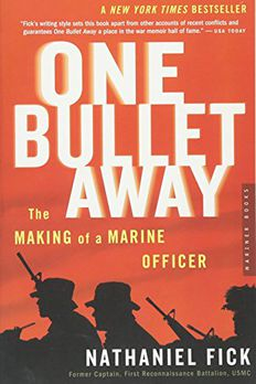 One Bullet Away book cover
