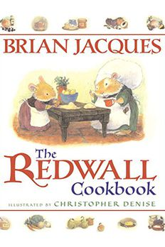 The Redwall Cookbook book cover