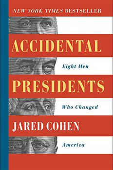 Accidental Presidents book cover