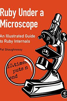Ruby Under a Microscope book cover