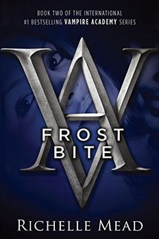 Frostbite book cover