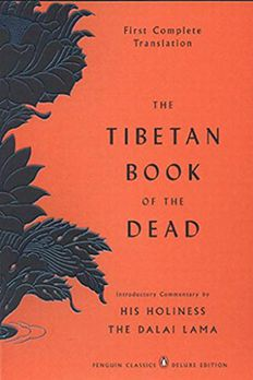The Tibetan Book of the Dead book cover