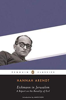 Eichmann in Jerusalem book cover