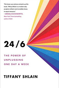 24/6 book cover