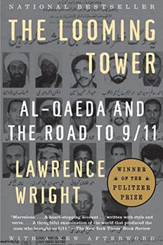 The Looming Tower book cover