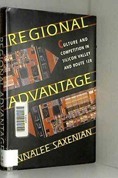 Regional Advantage book cover