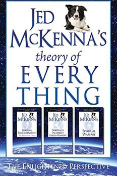 Jed McKenna's Theory of Everything book cover