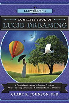 Llewellyn's Complete Book of Lucid Dreaming book cover