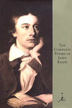 The Complete Poems of John Keats book cover