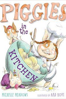Piggies in the Kitchen book cover