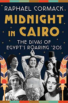 Midnight in Cairo book cover