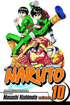Naruto, Vol. 10 book cover
