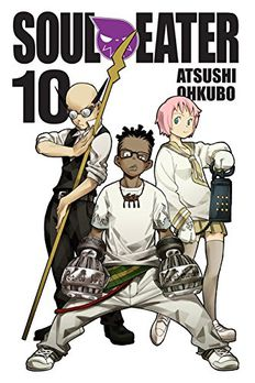 Soul Eater, Vol. 10 book cover