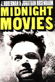Midnight Movies book cover