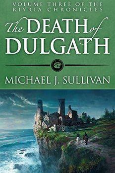 The Death of Dulgath book cover