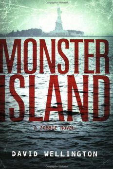 Monster Island book cover