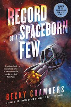 Record of a Spaceborn Few book cover