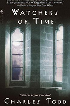 Watchers Of Time book cover