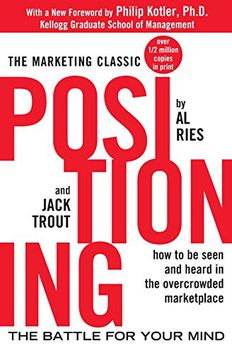 Positioning book cover