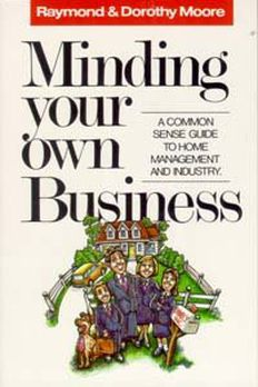 Minding Your Own Business book cover