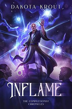 Inflame book cover