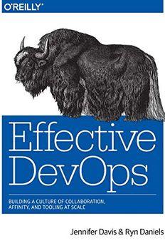 Effective DevOps book cover