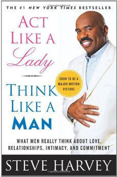 Act Like a Lady, Think Like a Man book cover