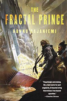 The Fractal Prince book cover