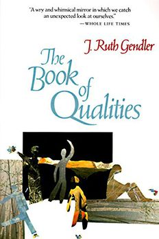 The Book of Qualities book cover