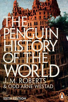 The Penguin History of the World book cover