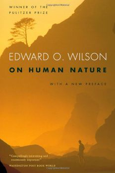 On Human Nature book cover