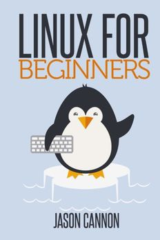 Linux for Beginners book cover